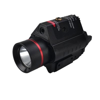 RichFire Cree XRE R2 LED Red Dot Sight Security Flashlight