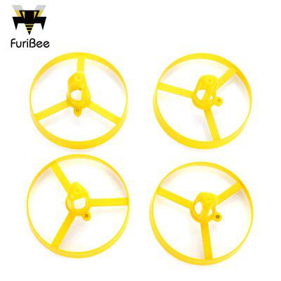 FuriBee 2-in-1 Motor Seat Propeller Guard