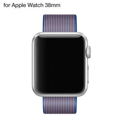 Nylon Watch Strap Replacement for Apple Watch 38mm
