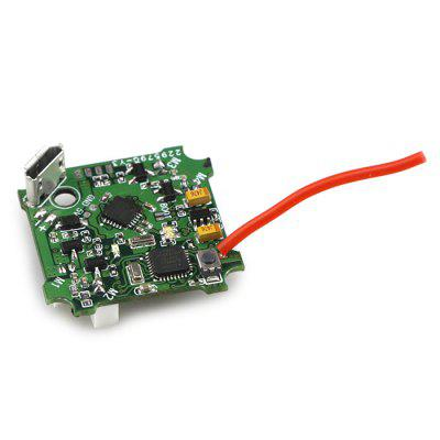 F3 32-bit Brushed Flight ControllerFlight Controller<br>F3 32-bit Brushed Flight Controller<br><br>Flight Controller Type: F3<br>Package Contents: 1 x F3 Flight Controller, 1 x Power Cable, 4 x Shock Absorber, 4 x Screw<br>Package size (L x W x H): 4.00 x 4.00 x 1.00 cm / 1.57 x 1.57 x 0.39 inches<br>Package weight: 0.0200 kg<br>Product size (L x W x H): 2.75 x 2.75 x 0.10 cm / 1.08 x 1.08 x 0.04 inches<br>Product weight: 0.0020 kg<br>Type: Flight Controller