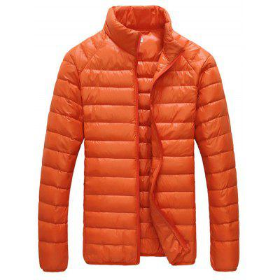 Quilted Jacket Down Coat