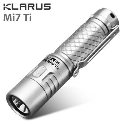 Klarus Mi7 Ti AA LED Flashlight