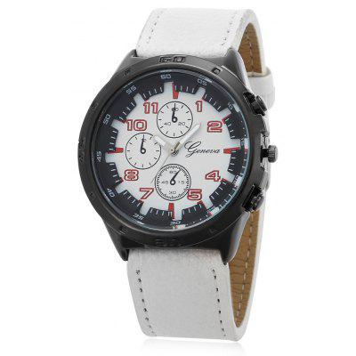 Geneva 449 Casual Unisex Quartz Watch