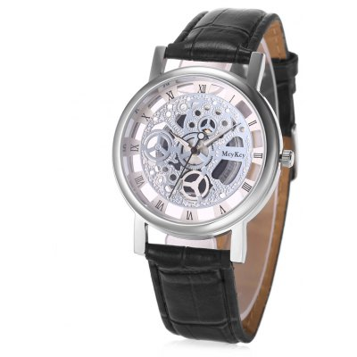 Quartz Hollow-out Watch for Men