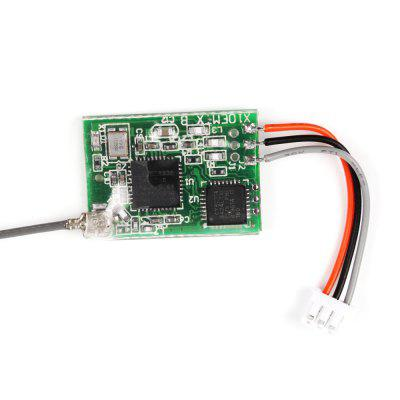Holybro 2.4G 6CH Satellite Receiver Accessory for Multirotors