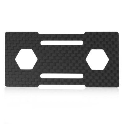Original Holybro 1.5mm Thick Carbon Fiber Battery Protective Frame