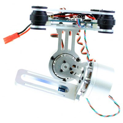 Brushless Gimbal PTZ with BGC 3.1 and 6050 Sensor Brushless PTZ Kit