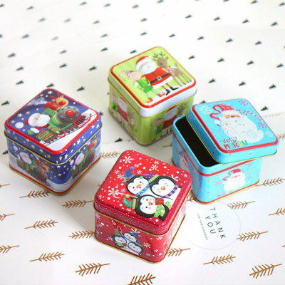 Cartoon Christmas Relief Storage Candy BoxChristmas Supplies<br>Cartoon Christmas Relief Storage Candy Box<br><br>Available Color: Blue,Cyan,Green,Red,White<br>Materials: Iron<br>Package Contents: 1 x Candy Box<br>Package Size(L x W x H): 9.00 x 9.00 x 7.00 cm / 3.54 x 3.54 x 2.76 inches<br>Package weight: 0.120 kg<br>Product Size(L x W x H): 7.00 x 7.00 x 5.50 cm / 2.76 x 2.76 x 2.17 inches<br>Product weight: 0.070 kg