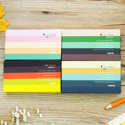 Mini Notebook Portable Rainbow Coil Book