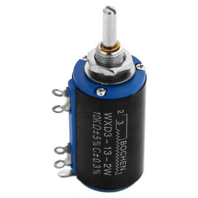 WXD3 - 13 - 2W Wirewound Precision Potentiometer