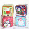 Cartoon Christmas Relief Storage Candy Box deal