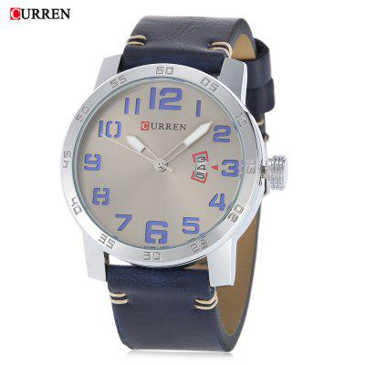 Curren 8254 Male Quartz Watch