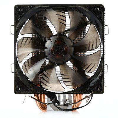 PCCOOLER Donghai X5 Ultra-silent CPU Cooler Fan