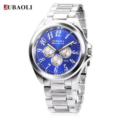 Jubaoli 1166 Male Quartz Watch