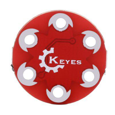 KEYES Wearable WS2812 Full Color RGB LED Module for LilyPadLCD,LED Display Module<br>KEYES Wearable WS2812 Full Color RGB LED Module for LilyPad<br><br>Brand: KEYES<br>Package Contents: 1 x Wearable WS2812 RGB LED Module, 1 x Wearable WS2812 RGB LED Module<br>Package Size(L x W x H): 5.00 x 5.00 x 2.00 cm / 1.97 x 1.97 x 0.79 inches, 5.00 x 5.00 x 2.00 cm / 1.97 x 1.97 x 0.79 inches<br>Package weight: 0.023 kg<br>Product Size(L x W x H): 2.00 x 2.00 x 0.50 cm / 0.79 x 0.79 x 0.2 inches<br>Product weight: 0.003 kg<br>Screen type: LED<br>Type: Wearable WS2812 RGB LED Module