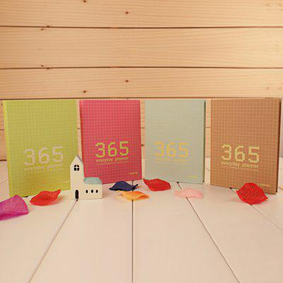 Creative Note Book A6 Stationery / Office Supplies