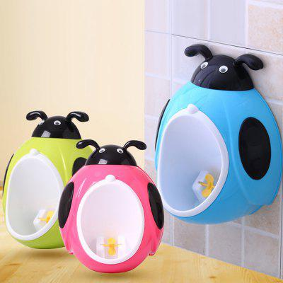 Cute Cartoon Baby Boy Potty Toilet Trainer