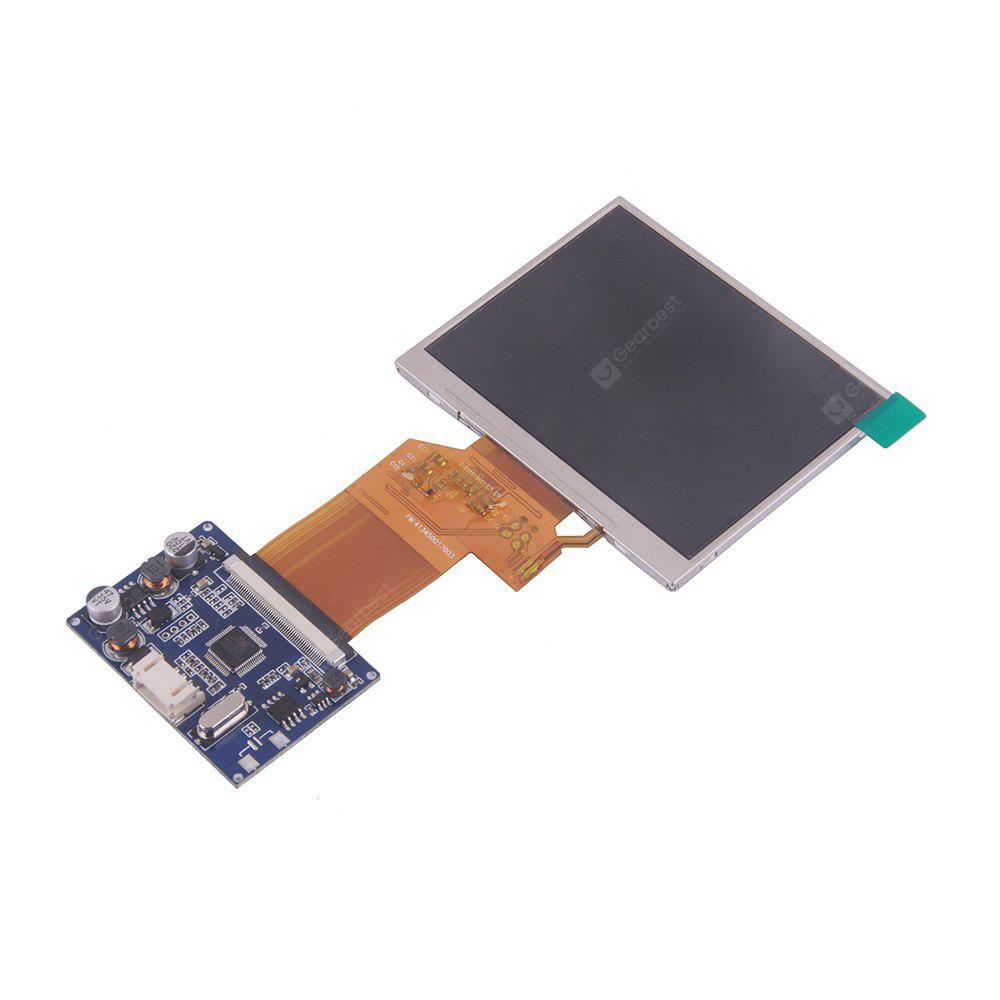 2 - CH Real Color 3.5 inch TFT LCD Display Monitor Module