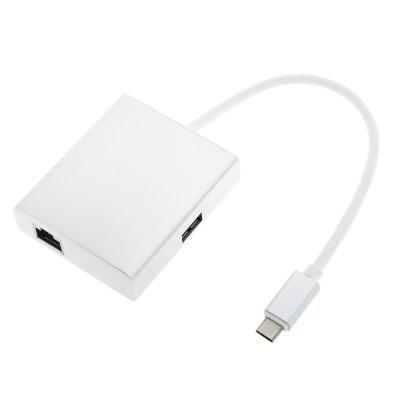SeeDa PD Function Lan Adapter Hub for MacBook