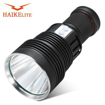 HaikeLite MT07 LED Flashlight