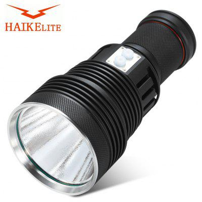 HaikeLite MT07 Buffalo Cree LED Big Flashlight