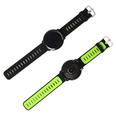 22mm Smart Watch Silicone Sports Strap for Xiaomi HUAMI AMAZFIT