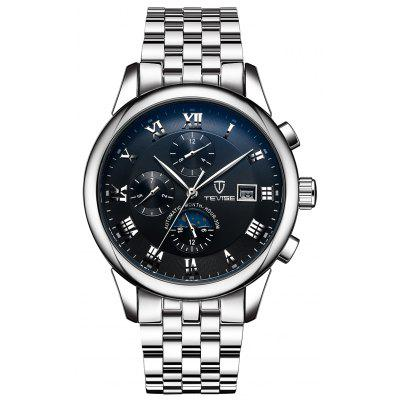 Gearbest TEVISE 9008G Business Men Automatic Mechanical Watch