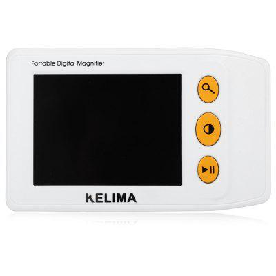 KELIMA 3.5 inch 25x Portable Video Magnifier
