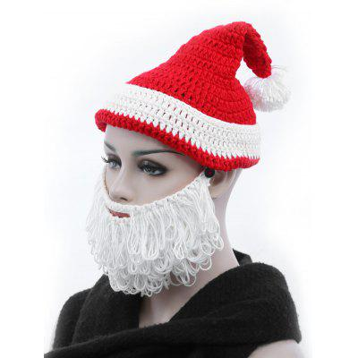 Christmas Hand Knitted Hat