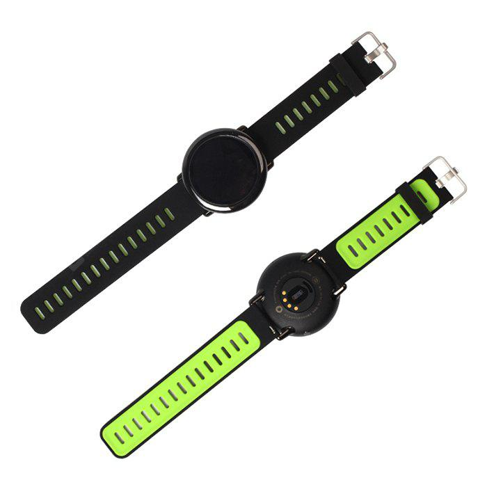 22mm Smart Watch Band for Xiaomi HUAMI AMAZFIT - GREEN