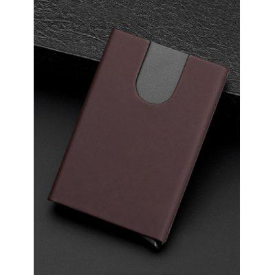 Automatic Creative Pop-up RFID-blocking Card Holder