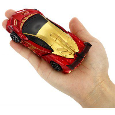 Alloy Transformable Transform 3D Hero Robot Car