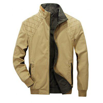 Jeep Rich Outdoor Double-sided Cotton Leisure Jacket