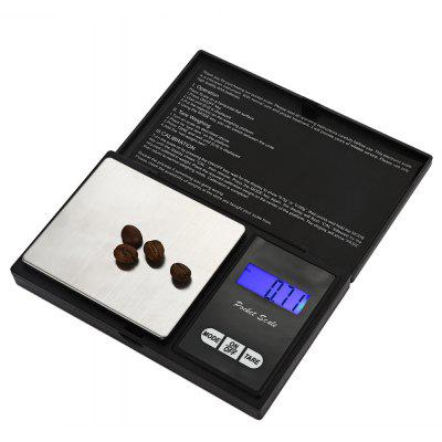 MH - 815 Pocket Precise 100g 1.3 inch LCD Screen Digital Scale