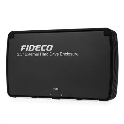FIDECO A3U - U3 USB3.0 External Hard Drive Enclosure