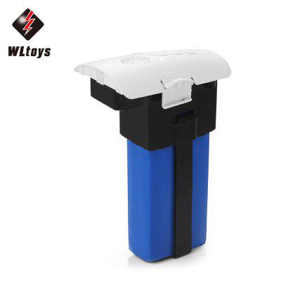 Original WLtoys 7.4V 2000mAh 25C Plug-in LiPo Battery