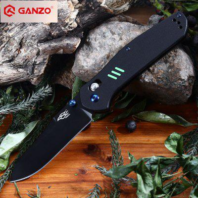 Ganzo FIREBIRD 7563 - BK Pocket Knife Black
