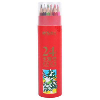 MG ChenGuang AWP36812 24PCS Colorful Color Pencil