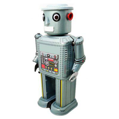 Classical Walking Robot Tin Retro Vintage Gift