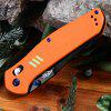 Ganzo FIREBIRD 7563 - OR Men's Pocket Knife for Camping - ORANGE
