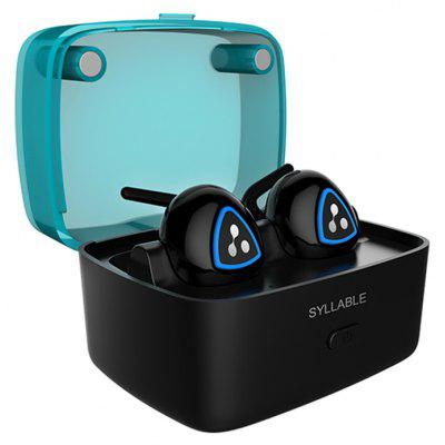 Syllable D900S Mini Wireless Bluetooth Earbuds In-ear Design