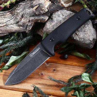 HARNDS Thor HK4005 Fixed Blade Knife with G10 Handle