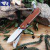 Sanrenmu 7117 LUX - LY - T5 Folding Browning Knives / Saw / Rope Cutter