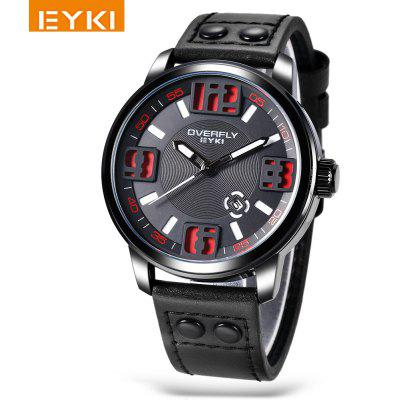 EYKI 3053 Casual Men Quartz Watch