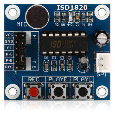 LDTR - WG0017 DC 3 - 5V Audio Sound Recording Module with Trumpet