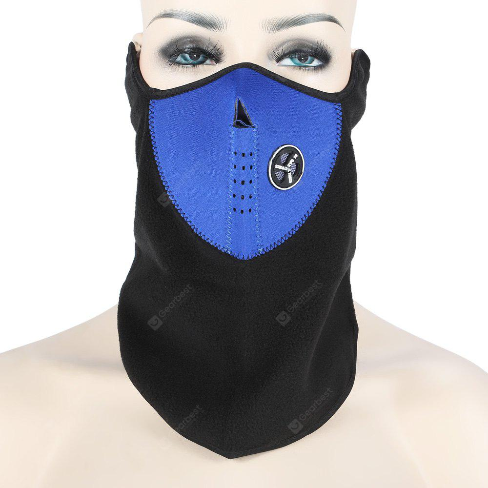 NUCKILY Fleece Riding Mask