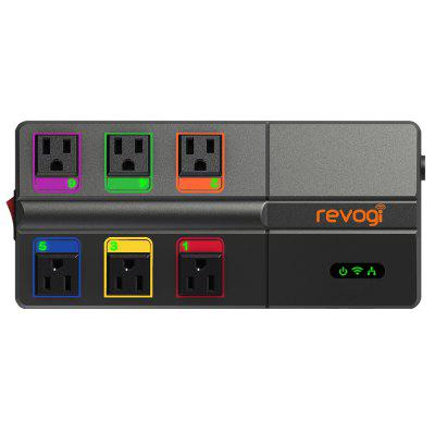 revogi Smart WiFi Power Strip Socket