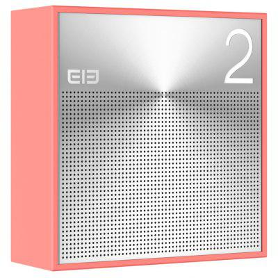 Coupon of Elephone ELe - Box Bluetooth 4.1 Wireless Mini Speaker - White/Green/Pink