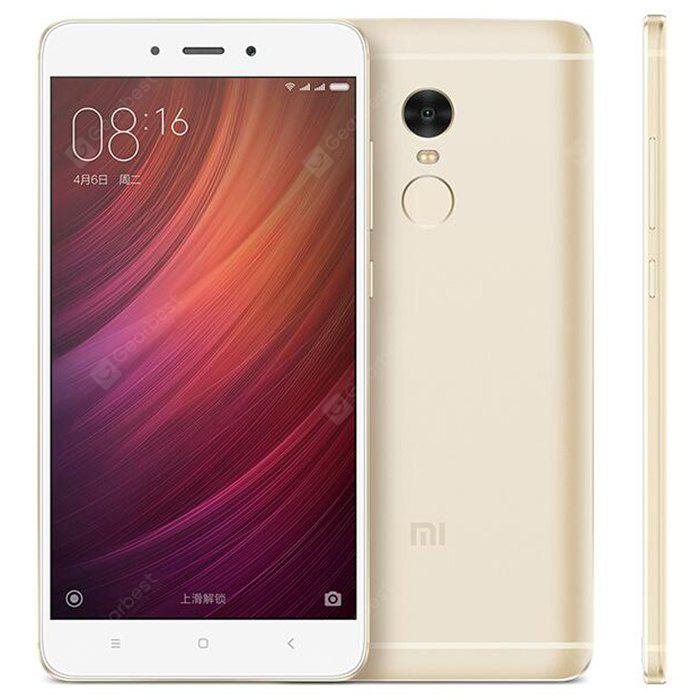 Xiaomi Redmi Note 4 16GB ROM 4G Phablet - $164.21 Free Shipping ...