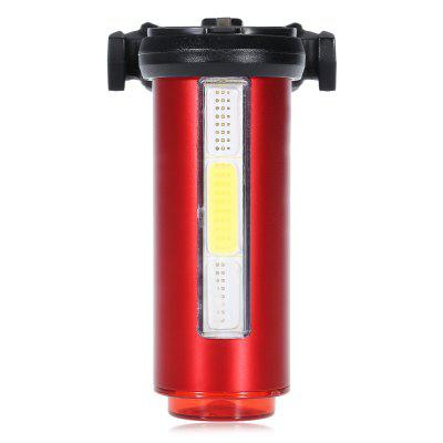 360 Degree USB Bike Tail Lamp